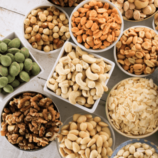 Nuts, Seeds & Dry Fruits